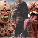 Máscara Halloween Realista