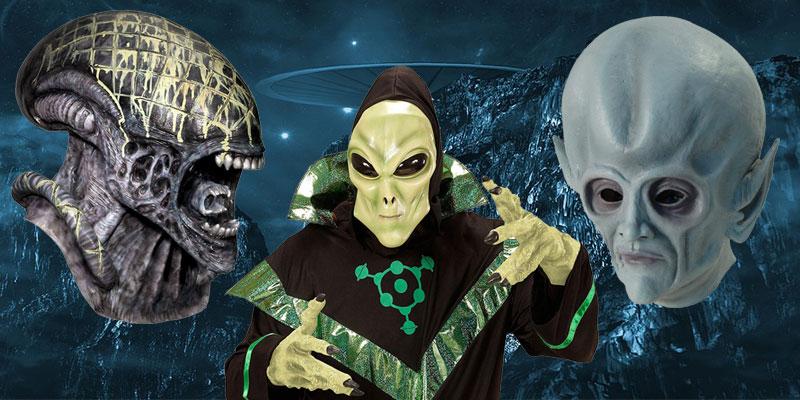 Mascaras de Alien