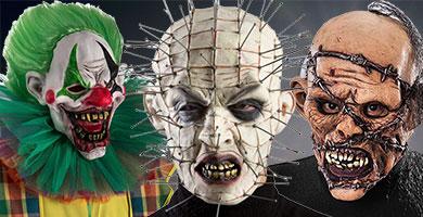 Máscaras Terrorificas