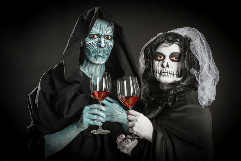 Disfraz Zombie para Parejas
