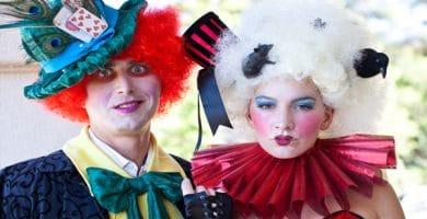 Disfraces Halloween para parejas