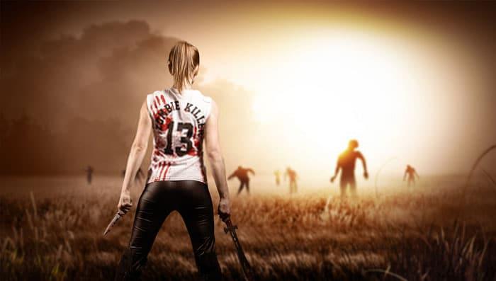 El fenómeno zombi