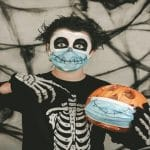 Halloween 2020 con Mascarilla
