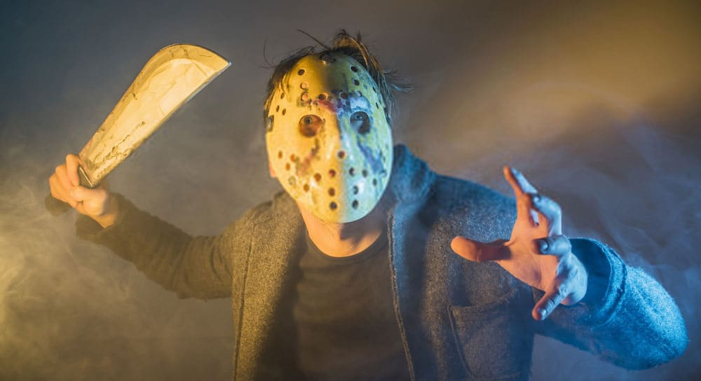 Jason Voorhees: Viernes 13 sigue aterrorizando Halloween