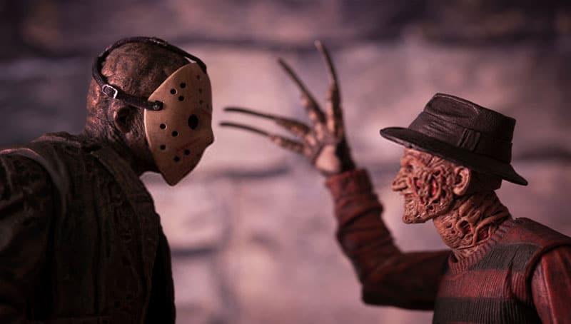 Máscaras Freddy vs.Jason